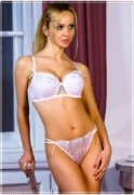 Thongs La Bella 119, white